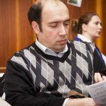 Александр Блюмин день переводчика