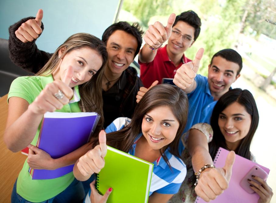 студенты альянс франсез