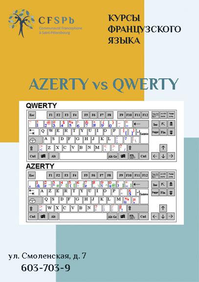 AZERTY vs QWERTY